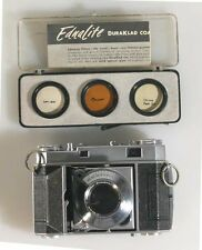KODAK RETINA 2A WITH SET OF 3 FILTERS