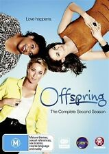 Offspring : Series 2 (DVD, 2011, 4-Disc Set)