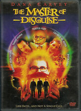 """THE MASTER OF DISGUISE"" DANA CARVEY BRENT SPINER JAMES BROLIN DVD MOVIE"