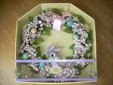 DisneyStore hanging THUMPER Easter wreath NEW!!!! Vintage piece