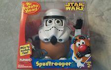 NIB Mr. Potato Head Spudtrooper (Star Wars,Playskool,Stormtrooper) Free Shipping