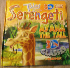 Tales from the Serengeti, Ayana the Tall with 3-D Glasses, 2008