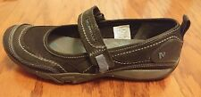 Merrell Mimosa Emme black mary jane shoes size 7