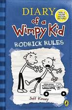 DIARY OF A WIMPY KID RODRICK RULES  by JEFF KINNEY ~ A modern childrens classic