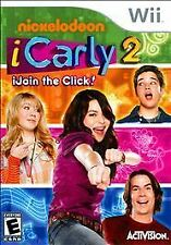 iCarly 2: iJoin the Click!  (Nintendo Wii, 2010)