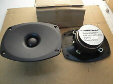 "PAIR CERWIN VEGA 1"" SOFT DOME AUDIO TWEETERS 6 OHM   Car Home MTM"