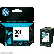 No 301 Black Original OEM Inkjet Cartridge For HP Deskjet 3050