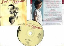 PAY IT FORWARD (BOF/OST) by Thomas Newman (CD) 2000