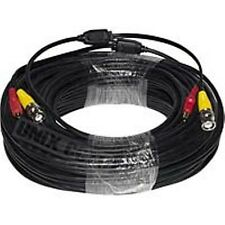 Premade Security CCTV Camera Cable Video and Power Combo 4 x 70 FT