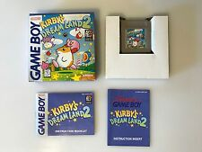 Kirby's Dreamland 2 COMPLETE IN BOX CIB Nintendo Gameboy II Original Release