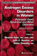 Brand New Shrinkwrapped:Androgen Excess Disorders in Women Hardcover 2nd Edition