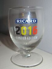 "VERRE RICARD DE COLLECTION EURO 2016 ""LE BELGE """