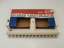 Shag Carpet Rake Ebay