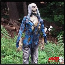 UNIQUE Life Size Zombie CORPSE - Halloween Decoration/Prop Figure by US Artist
