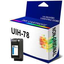 1 Colour Reman Ink Cartridge Replace for 78 Deskjet 9300 930C 935c 940c 948c