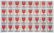 "20x30""Poster Decor.Room design art print..Tomato soup cans.Campbells.6099"