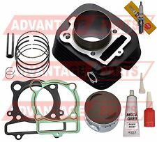 New Yamaha WARRIOR 350 CYLINDER PISTON GASKET TOP END KIT SET 1987-2004 87-04