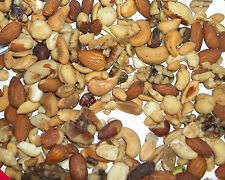 JUST NUTS (2 5LB BAGS) TREAT FOR PARROTS AND SMALL ANIMALS MACAWS#5LB2400X2
