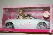 Barbie Y Ken Boda nupcial Car Set de Regalo 2007 Nuevo Y Sellado Raro Coleccionable