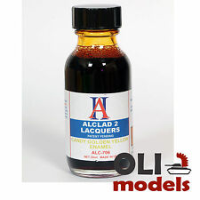 Candy Golden Yellow Enamel 1oz Bottle - ALCLAD II LACQUER 706