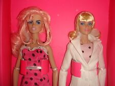 Who Is He Kissing doll set Integrity Toys Jem & the Holograms Jerrica Who's NRFB
