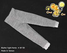 ☆╮Cool Cat╭☆【BT-L03】Blythe Tights / Trousers with Lace # Grey