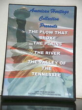The Plow That Broke The Plains/The River/The Valley Of The Tennessee - (NEW DVD)