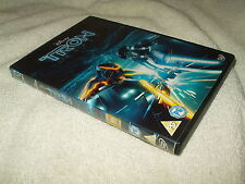 DVD Movie Disney Tron The Original Classic 2 Disc Collector's Edition