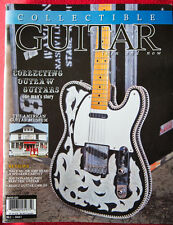 COLLECTIBLE Guitar USA special magazine Vol 2 Issue1 2015 OUTLAW GUITARS