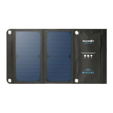BlitzWolf 15W 2A Foldable Portable Dual USB SunPower Solar Cell Panel Charger