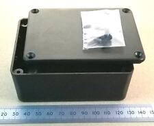 ABS Black Plastic Electronic Project Box 100 X 75 X 40mm
