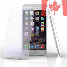 iPhone 6 & iPhone 6S Case Crystal Clear Soft Transparent High Quality TPU