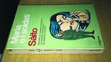 SAITO - MARIA E I SOLDATI-GARZANTI # 274-1971-SM4