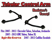 2007 - 2014 Chevrolet / GMC 1500 SUV  TUBULAR UPPER CONTROL ARMS Lift w/ MOOG