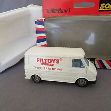 318C Solido 388 Citroën C35 Filtoys 1/43