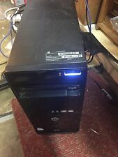 HP PRO 3500 SERIES MT DESKTOP COMPUTER 4GB 456 GIG HD WINDOWS 7 PRO 3.0 GHZ