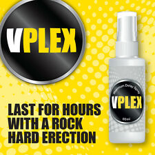 VPLEX MAXIMUM DELAY SPRAY – LAST FOR HOURS WITH A ROCK HARD ERECTION