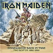 Iron Maiden - Somewhere Back in Time (The Best of 1980-1989, 2008) - CD - Hits..