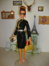 FASHION SET 8 PEZZI abbigliamento per Barbie Fashionistas BASICS MODEL MUSE bambole