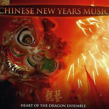 Heart of the Dragon - Chinese New Years Music [New CD] With Book