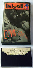 1990 BILLY CLUB FEST - Down Your Throat ~ Cassette Tape