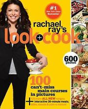 Rachael Ray`s Look + Cook by Rachael Ray, (Paperback), Like new! Free Shipping!