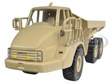 CAT CATERPILLAR 730 ARTICULATED MILITARY TRUCK 1/50 DIECAST MODEL NORSCOT 55251
