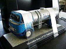 MERCEDES LKW Truck L911 L 911 Tankwagen milch Milk blue  Premium Classixx  1:43