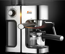 chinaFxunshi MD-2006 stainless steel Italian steam espresso coffee machine maker