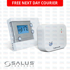 Salus RT500RF 5/2 ou 7 jours sans fil programmable room thermostat RT500RF-neuf