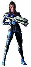 Square Enix Mass Effect 3: Play Arts Kai: Ashley Williams Action Figure
