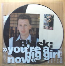 "BLACK 12"" MAXI: YOU'RE A BIG GIRL NOW (PICTURE A&M Records ‎– AMP 480)"