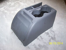 Volvo S40 V40 Centre Console Rear Section in Light Grey 1995 to 2000 30808147