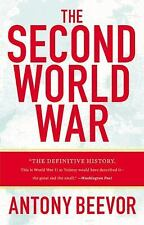 *NEW* The Second World War by Antony Beevor *FREE SHIPPING* Great Christmas Gift